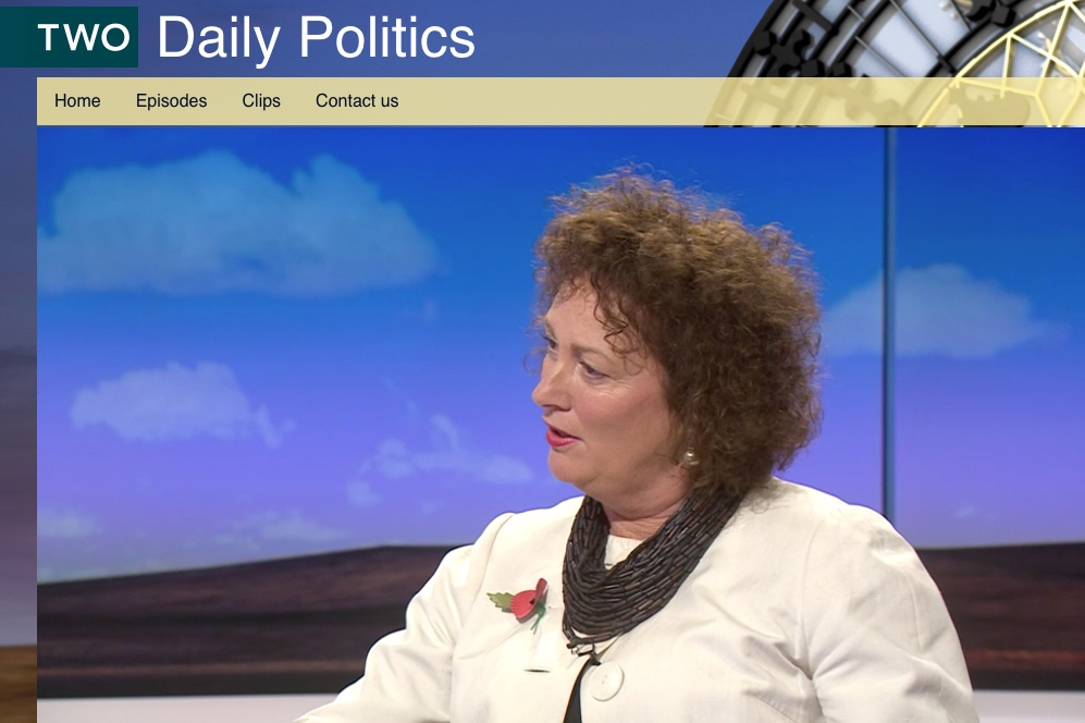 Jill Pett: What makes a great political leader?