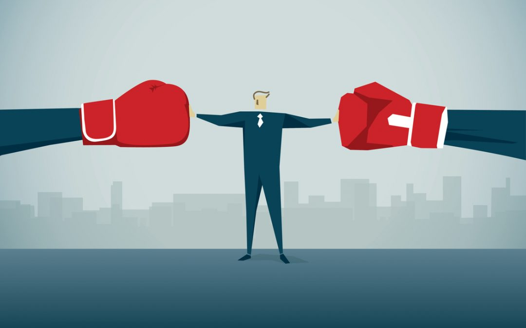 John Ainley: Managing workplace conflict